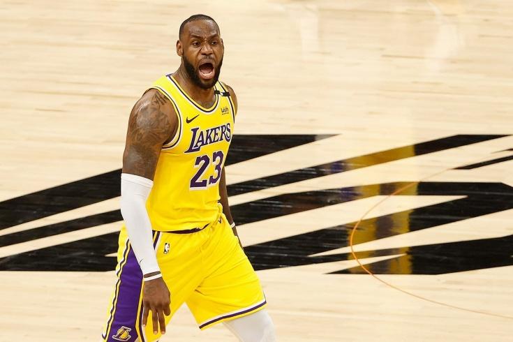 Леброн Джеймс перестал считаться однозначно лучшим игроком НБА