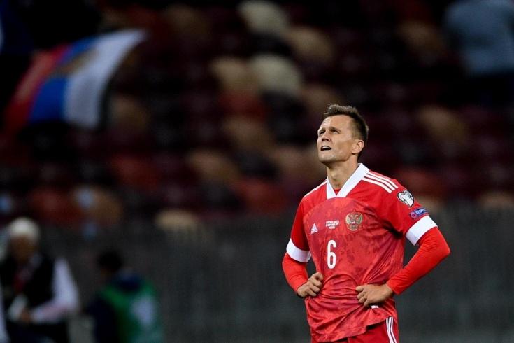Футболисты сборной России продолжают выбывать из-за травм. Кем играть в октябре?!