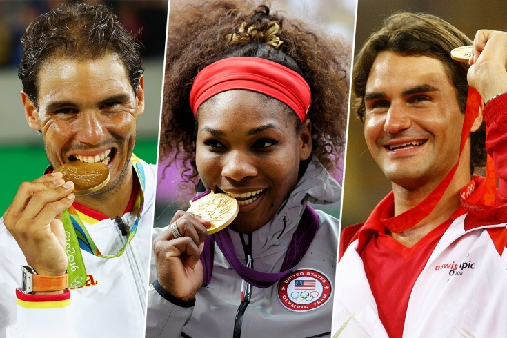 Почему звёзды тенниса игнорируют Олимпиаду