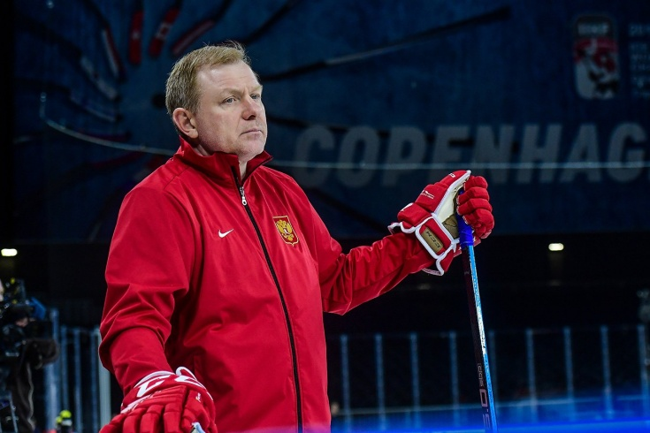 «Нужно убрать личные амбиции и биться за страну!» Интервью с новым тренером сборной России