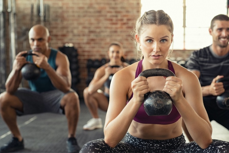 Упражнения, которые сжигают максимальное количество калорий — рассчитываем нагрузку