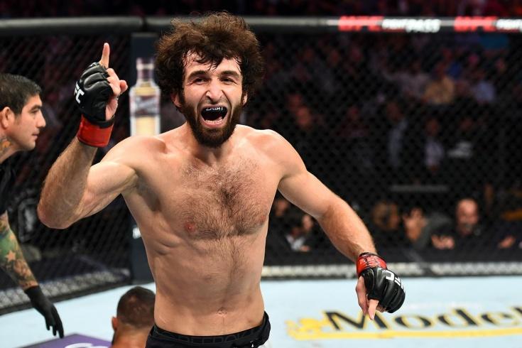 Почему Забиту Магомедшарипову не дают подраться за чемпионский пояс UFC