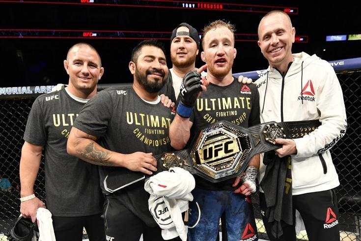 Хабиб Нурмагомедов – Джастин Гэтжи, 24 октября 2020 года, UFC 254, кто тренирует Гейджи