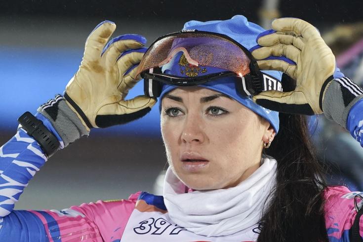 Сборная России по биатлону, Лариса Куклина
