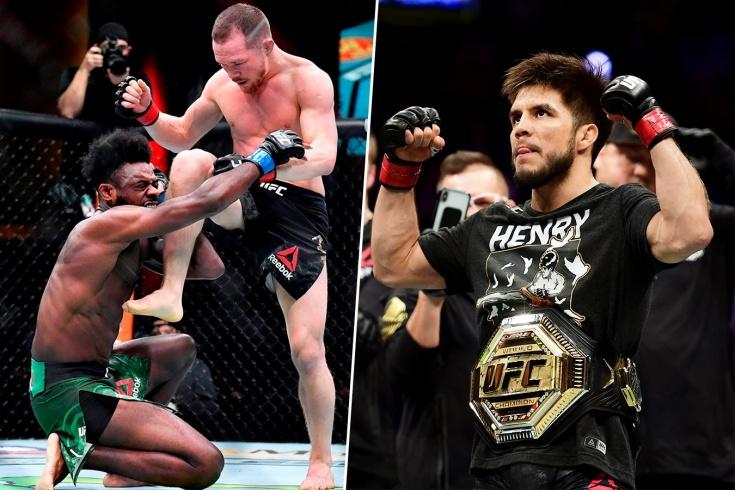 «Это Акт Алджофейка». Экс-чемпион UFC сравнил бойцов-симулянтов с футболистами