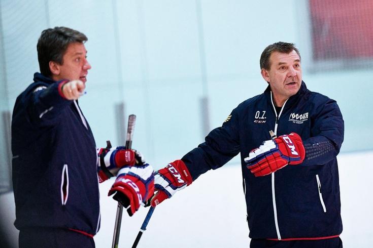 Витолиньш сменил Хартли в сборной Латвии, где будет работать Олег Знарок