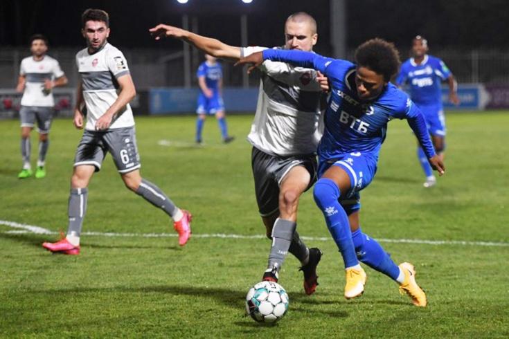 «Локомотив» Тбилиси – «Динамо» Москва – 1:2