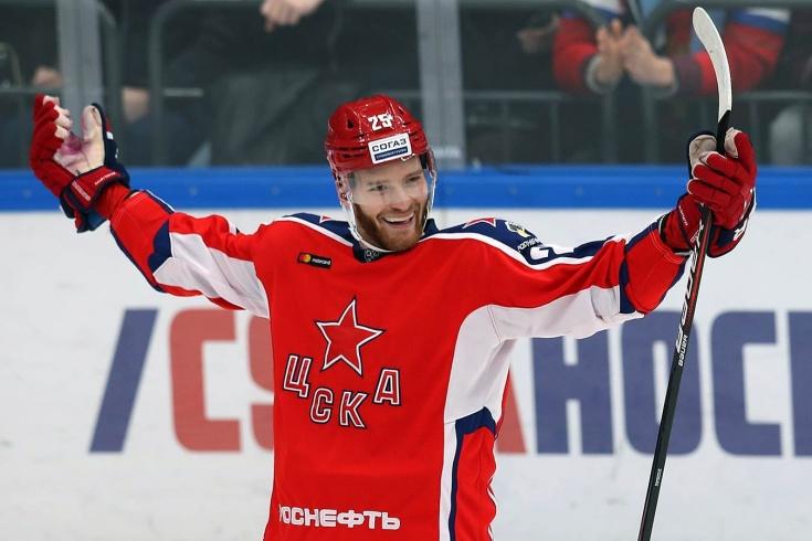 В Россию вернулся олимпийский чемпион. Григоренко должен стать звездой КХЛ на долгие годы