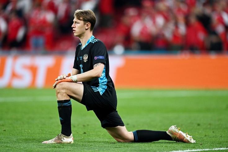 «В сборной России не те вратари!» Сафонов пропустил в Дании после первого удара в створ