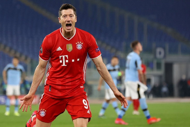 «Бавария» — «Лацио», 17 марта 2021 года, прогноз и ставка на матч Лиги чемпионов, где смотреть онлайн, прямой эфир