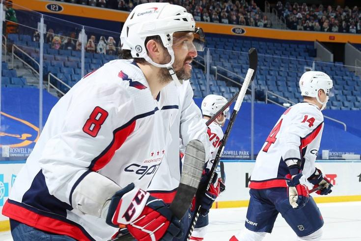 «Я давно знал, что он меня обгонит!» Что пишут в Америке о новом рубеже Овечкина в НХЛ