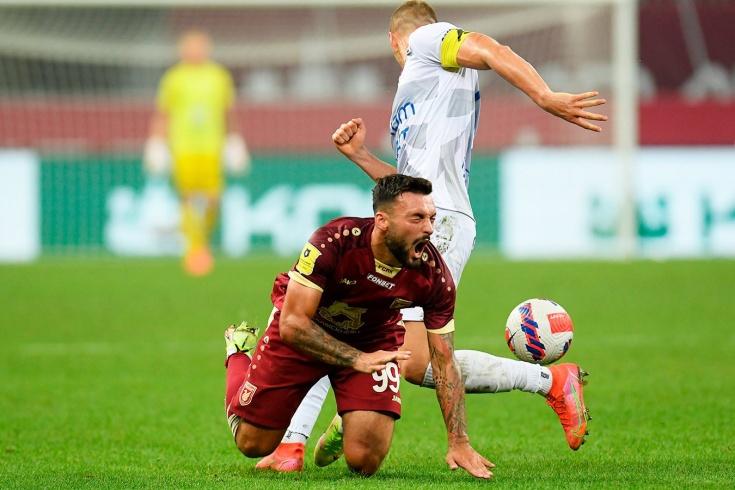 Драма команды Слуцкого в Европе! «Рубин» вылетел, не забив пенальти на 120-й минуте