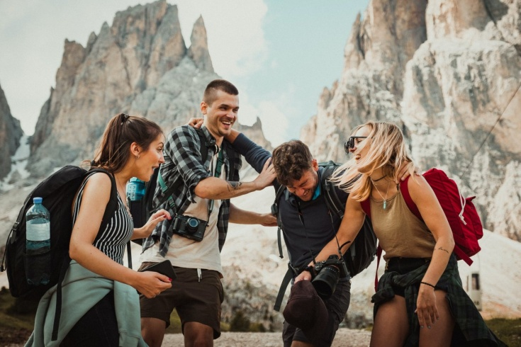 Подходит ли вам активный отдых, стоит ли вам отправляться в экстремальное путешествие: тест