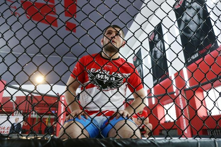 Хабиб Нурмагомедов – Джастин Гэтжи, пресс-конференция перед UFC 254