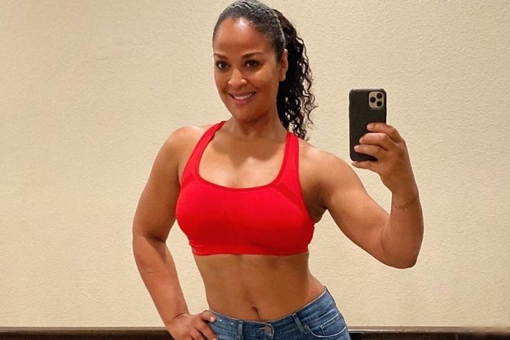 Как сейчас выглядит Лейла Али? Правила здорового образа жизни