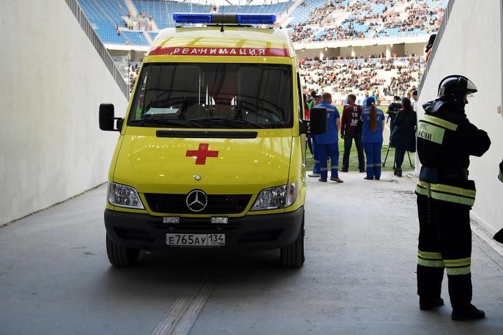 Врач объяснил смерть футболиста на поле в Москве