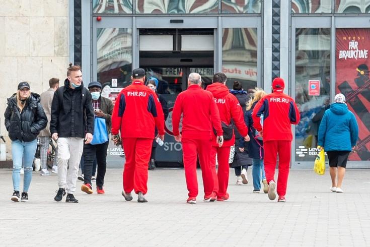Что пишут в Латвии о сборной России на ЧМ по хоккею — 2021, интриги и расследования