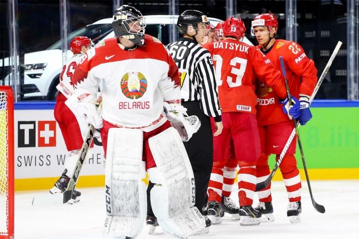 Как вратарь Беларуси Виталий Трус боялся, что сборную не пустят в страну после ЧМ-2018