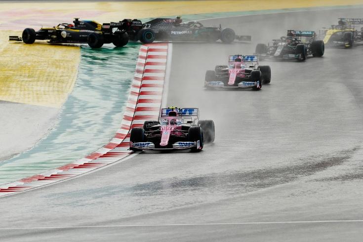 Льюис Хэмилтон выиграл Гран-при Турции