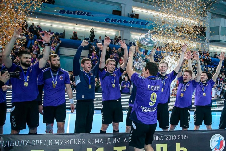 Лига чемпионов по гандболу пройдёт без России