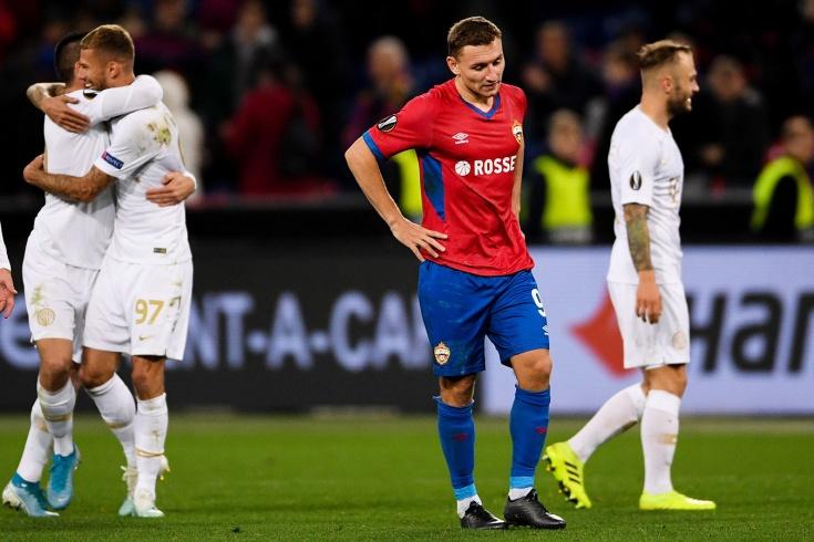 Португалия убегает от нас в рейтинге УЕФА