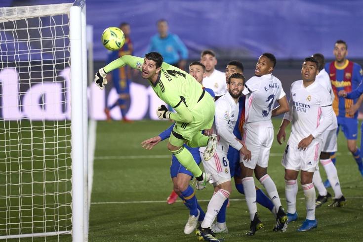 «Реал» — «Барселона» — 2:1, класико 10 апреля, голы Бензема, Крооса и Мингезы, разбор матча