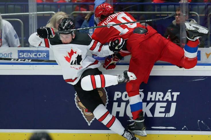 «В финале снова сыграют Канада и Россия. Это будет изумительно!» Прогноз Баттона на МЧМ