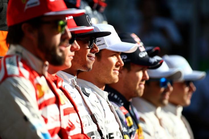 10 лучших гонщиков Формулы-1 2010-х
