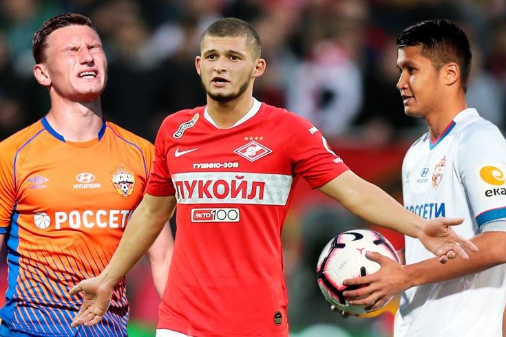 Чалов, Сутормин, Ахметов, Гулиев – кто из футболистов РПЛ стал хуже в сезоне-2019/2020