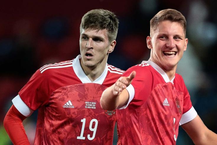 Сборная России в 2020 году: сколько игроков дебютировало в национальной команде