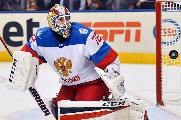 Бобровский должен сыграть со сборной Канады в четвертьфинале ЧМ-2021, зачем Бобровского вызвали на чемпионат мира