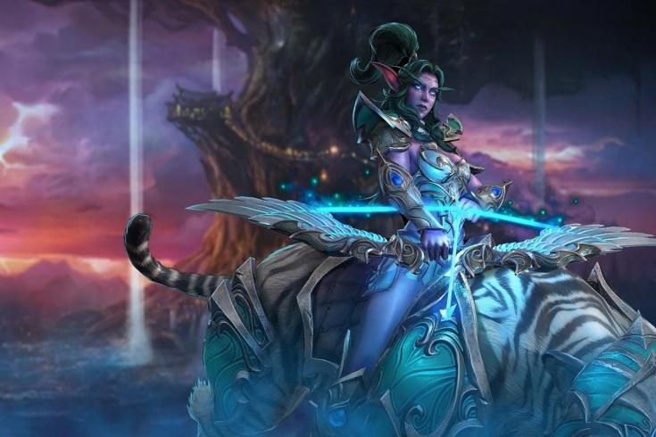 Пользователи требуют вернуть деньги, Warcraft III
