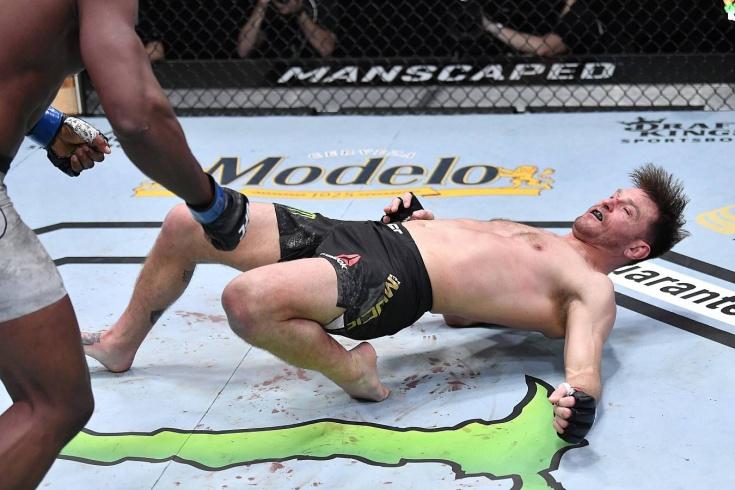 UFC 260, Миочич — Нганну 2, онлайн-трансляция