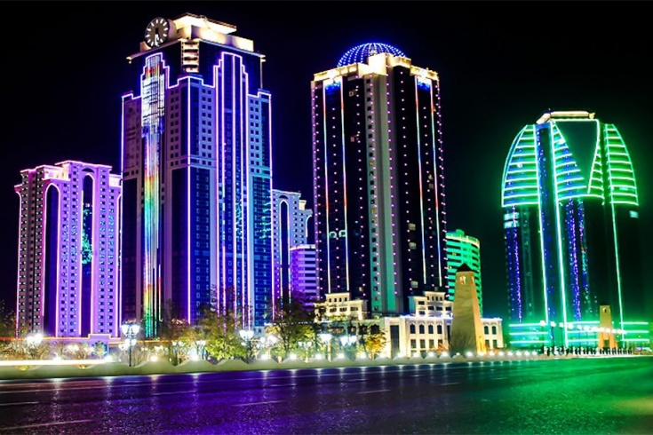 Грозный. Hotel Grozny City