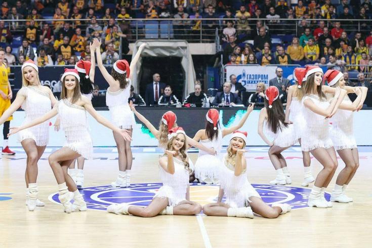 «Химки» — ЦСКА — 96:80, фото