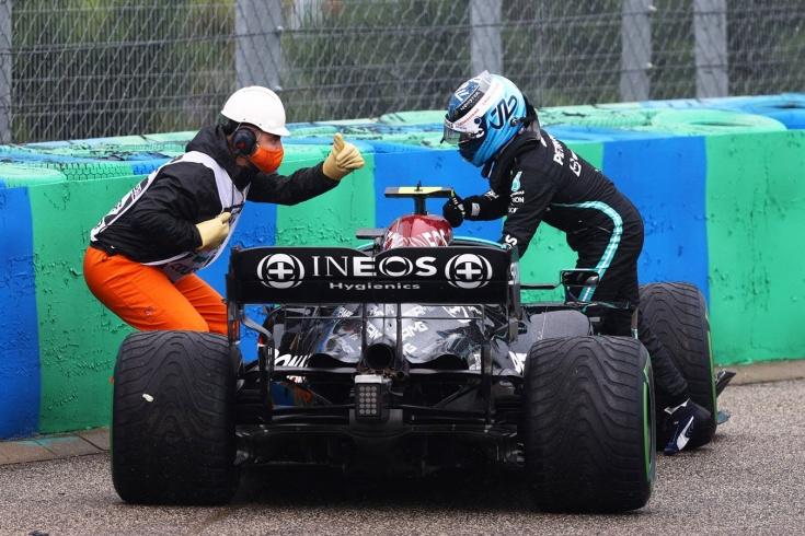 Оценки за Гран-при Венгрии: Окон слабее Хэмилтона, завалы Боттаса и Стролла, очки «Уильямса»