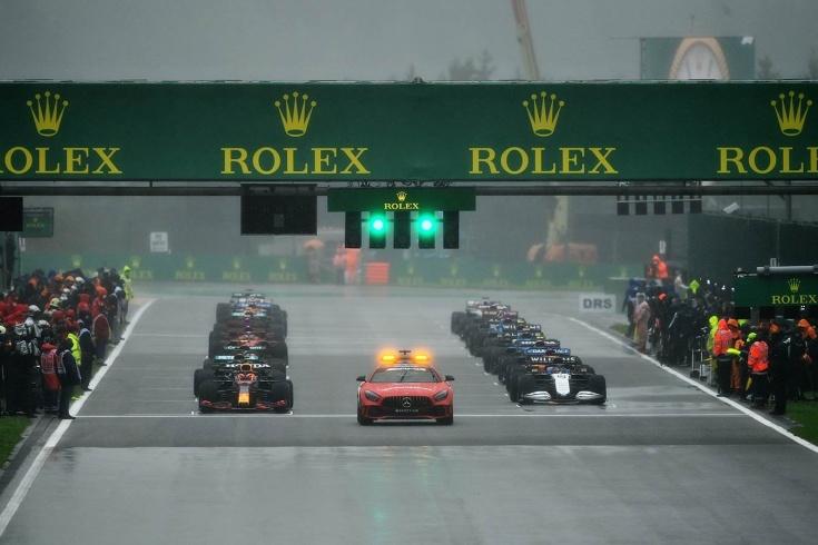 Нас обманули: Гран-при Бельгии сорвали чиновники Формулы-1, а не дожди