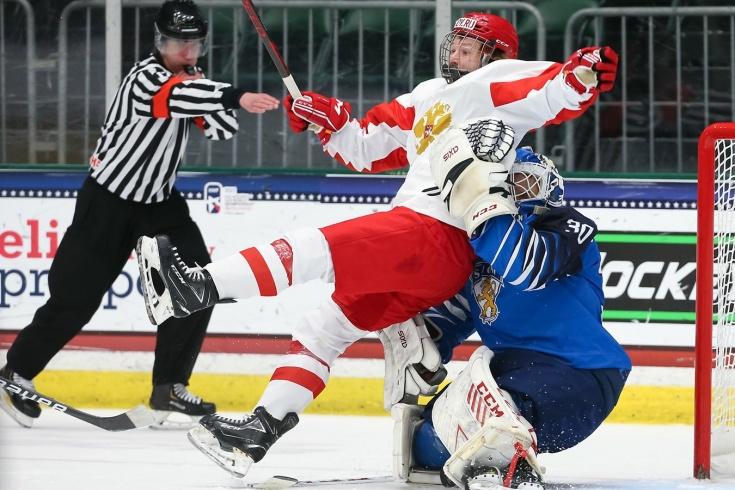 Что говорят в мире о победе России над Финляндией в полуфинале ЮЧМ-2021