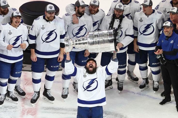 «Этот Кубок Стэнли было выиграть труднее всех». Америка — о новом чемпионе НХЛ