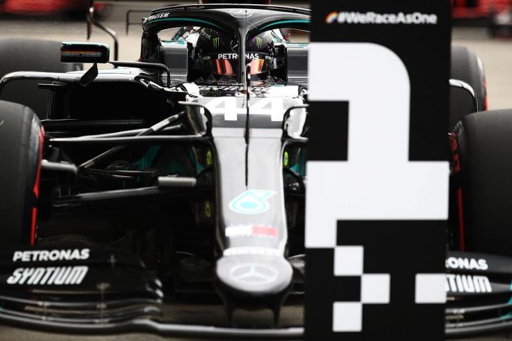 Неужели «Мерседес» выиграет абсолютно все гонки нынешнего сезона Формулы-1? Есть все шансы
