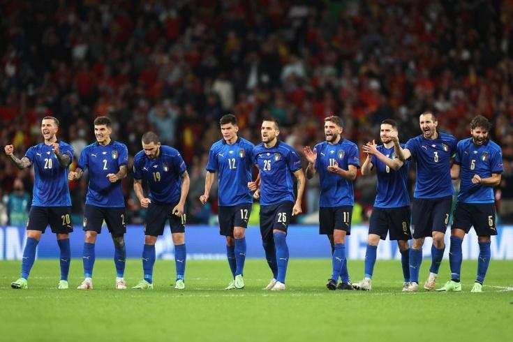 Болеть в финале за Италию = болеть за футбол