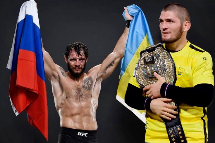 У России – чемпион UFC, а где успехи Украины?