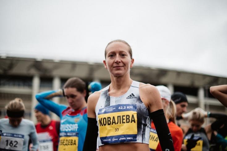 Атлет Марина Ковалёва про Олимпиаду