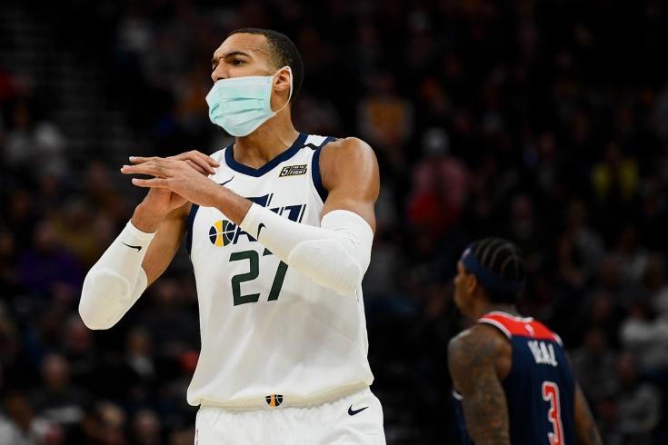 НБА остановила чемпионат