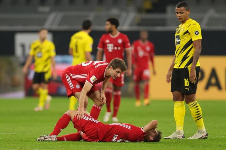 «Боруссия» Д – «Бавария» – 2:3, обзор матча Бундеслиги, 7 ноября 2020 года
