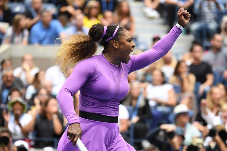 Серена Уильямс – доминирующая сила в теннисе