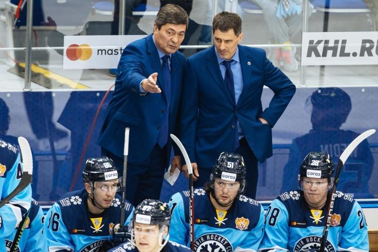 «Сибирь» провалила старт регулярного чемпионата сезона-2021/2022, в чём причина