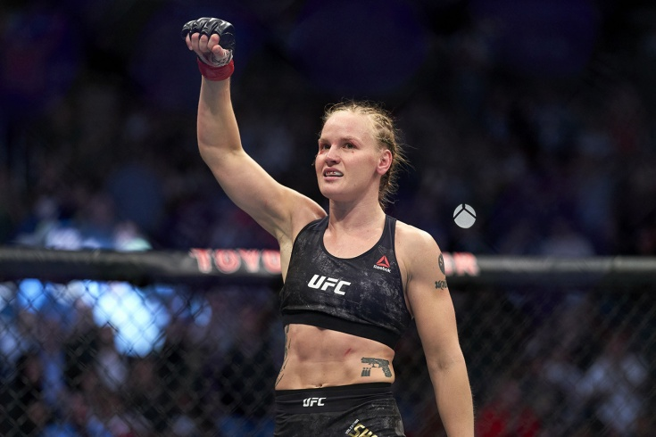 Валентина Шевченко – Дженнифер Майя, превью соглавного боя UFC 255, видео