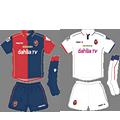 Игровая форма команды Источник: www.colours-of-football.com