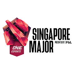 Dota 2. ONE Esports Singapore Major 2021